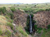 Israel waterfall Gamla