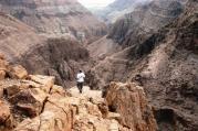 Israeli Desert of Judea