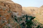 Israel-holy land St. george Monastary
