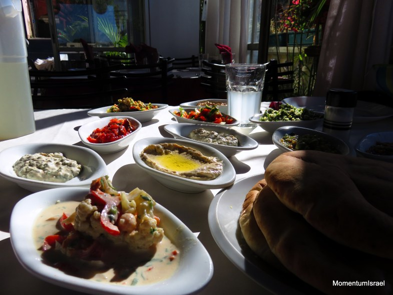 Rich Authentic Israeli Cuisine (All-Day)