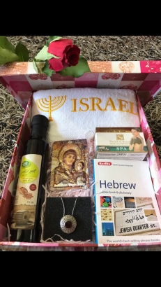 Exclusive Boutique Israeli Products- $100 Value