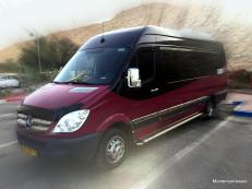 Comfortable Fully Equipped Shuttle